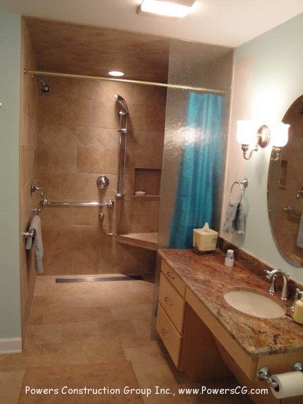 Ada Tub Bathroom